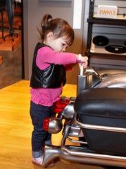 Hands-on fun at Betty Brinn Children's Museum