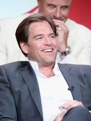 Actor Michael Weatherly talks about his new show  'Bull'
