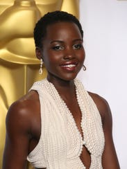 Lupita Nyong'o won an Oscar for her performance in