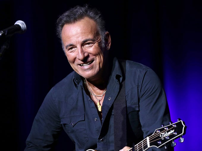 It's the Boss's birthday and he's still rocking! Born