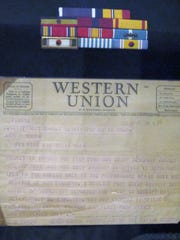 This is the Western Union telegram sent to Don Rust's