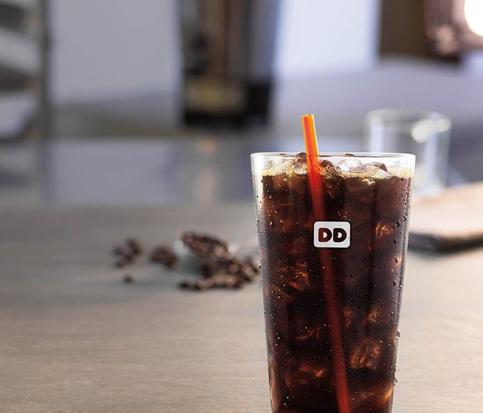 Dunkin' Donuts is giving away samples of its cold brew coffee April 6.