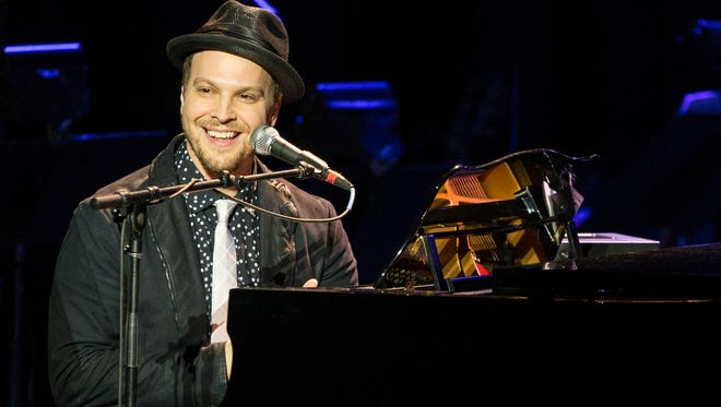 Gavin DeGraw comes to PNC Pavilion in July.