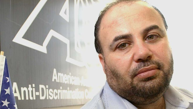 Imad Hamad led Michigan's office of the American-Arab Anti-Discrimination Committee.