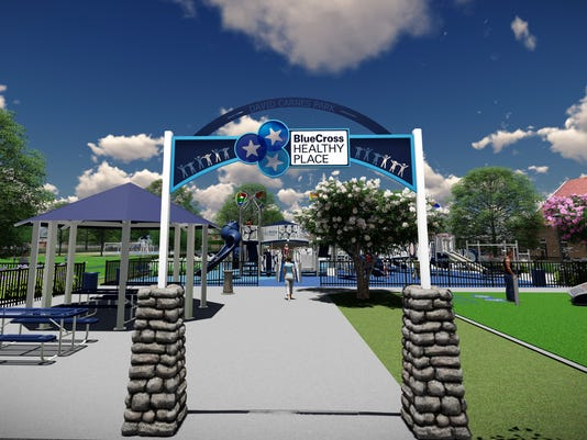 BlueCross BlueShield to invest in Whitehaven park