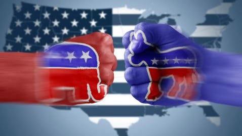 When polarization increases, democracy suffers.