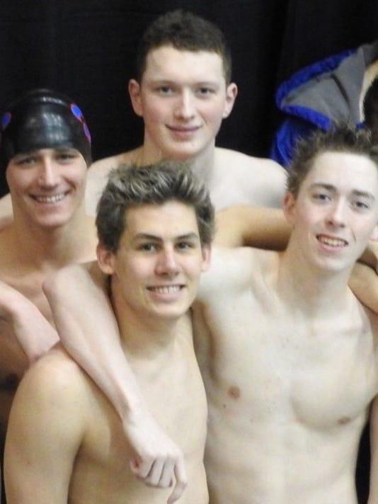 St. Clair Swim Team