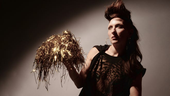 Shara Worden, the leader of My Brightest Diamond.
