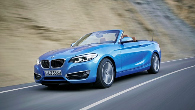 The new BMW 2 Series is available in the US as Coupe and Convertible 230i and M240i models, which can be specified with xDrive, BMW's Intelligent All-Wheel Drive System.