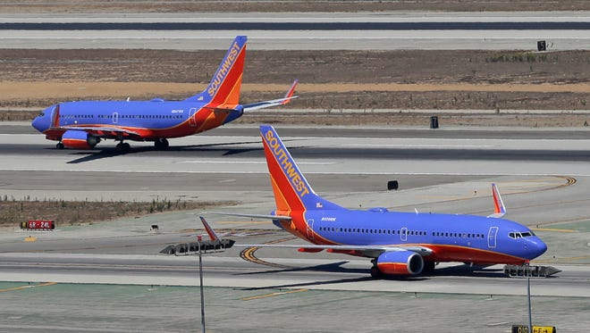 Business travelers prefer Southwest Airlines over others.