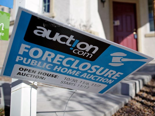 AP FORECLOSURES TURNING THE CORNER A FILE USA NV