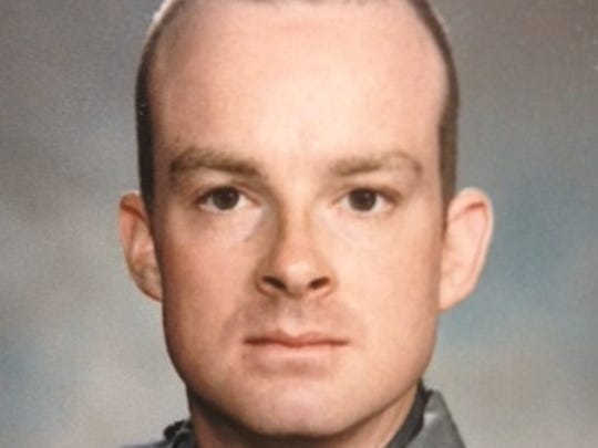 New York State Police Trooper Christopher Skinner