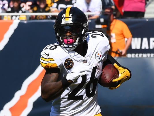 USP NFL: PITTSBURGH STEELERS AT CHICAGO BEARS S FBN CHI PIT USA IL