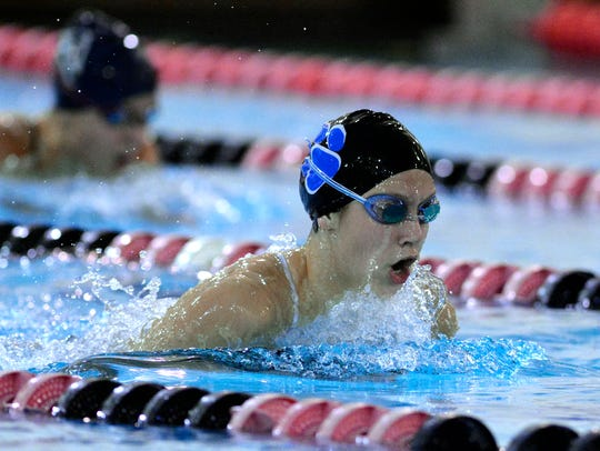 Dallastown swimming is hosting a strong holiday invitational