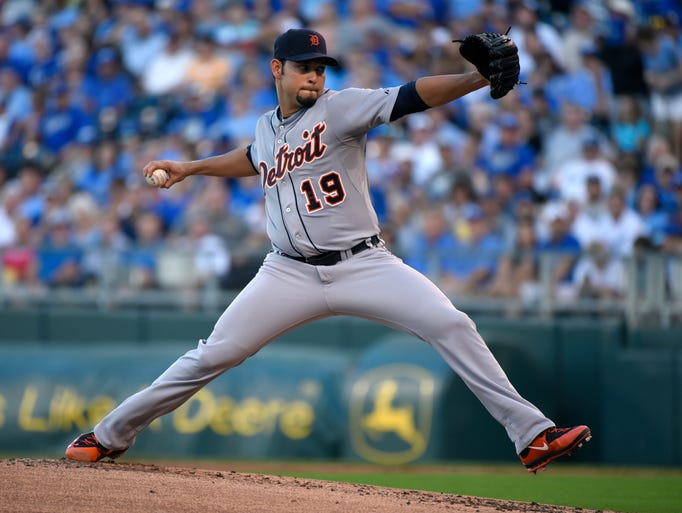 Anibal Sanchez  threw a three-inning simulation game