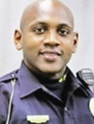 Burlington Police Officer Jesse Hill