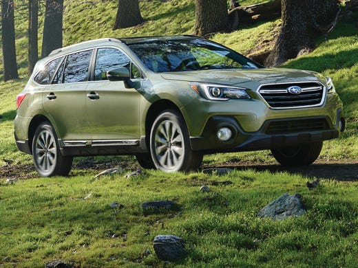 Best SUV Like Wagon Subaru Outback Tie