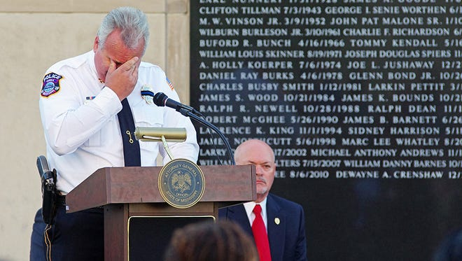 Law Enforcement Memorial Candlelight Vigil is a way to never forget the sacrifices of the officers who gave all to protect others.