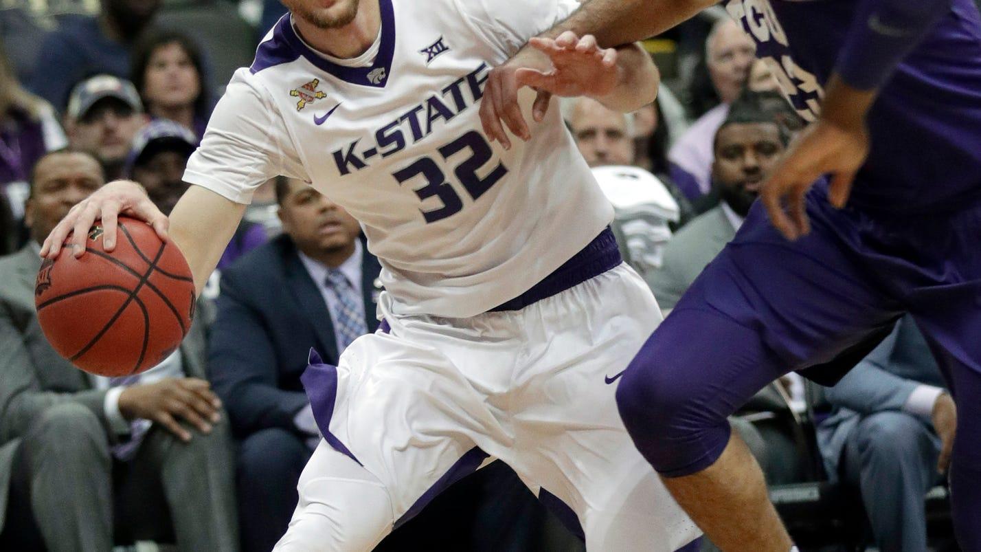 K-State's Wade will miss Big 12 tourney showdown with Kansas