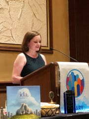 ELL Teacher, Lindsay Marshall talks about her Kindergarten