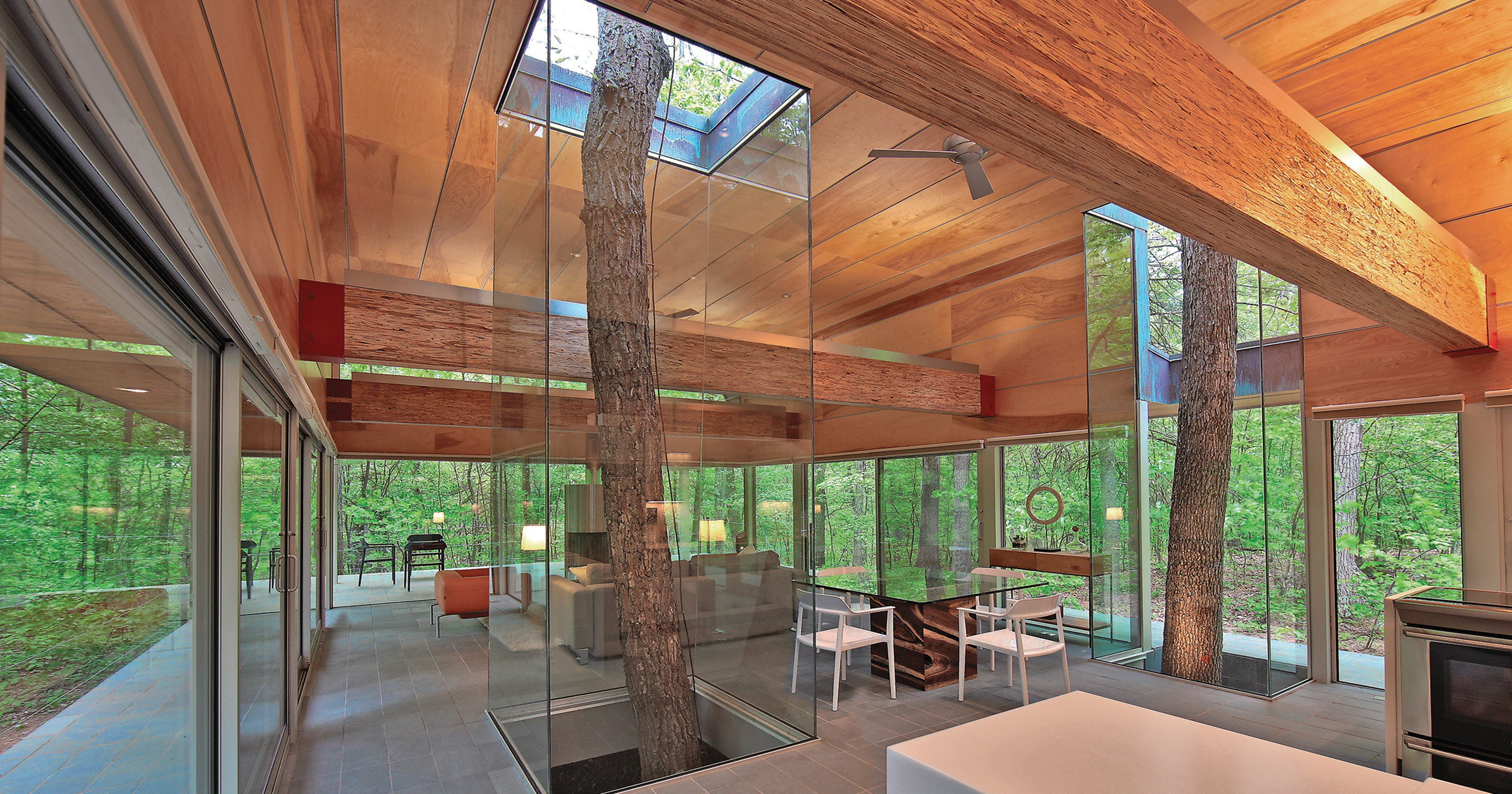 Bring the outdoors in and reap health, design benefits