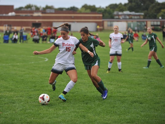 Delsea Schalick girls soccer