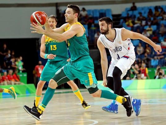 USA expects challenge vs. Australia, a team that won't ...