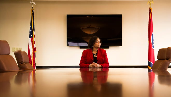 Patricia Tyus is the new executive director of the Clarksville Housing Authority.