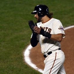 Michael Morse had an RBI double in Game 3 as a pinch hitter and could be a key weapon again Saturday.