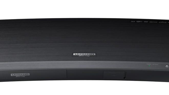 Samsung's 4K Ultra HD Blu-ray Disc Player