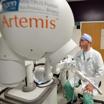 Artemis allows for precisely mapping prostate cancer