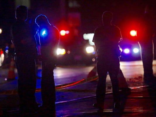 AP POLICE SHOOTING-MINNESOTA A USA MN