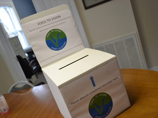 Voice to Vision will soon place collection boxes like