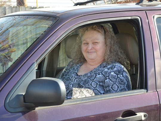 Driver Christina Joiner said it has taken a while to get Fremont residents to realize that Uber is in town. A few young clients were so excited to find out that the service, which is more common in big cities, was in Fremont  that they took photos of themselves in Joiner's car and posted them on Instagram.