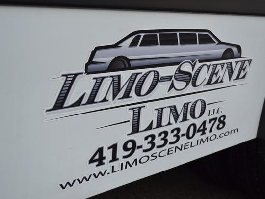 Rich Farmer and his wife, Shelly Liskai, own LimoScene Limo which includes two party limo buses and a stretch limo.