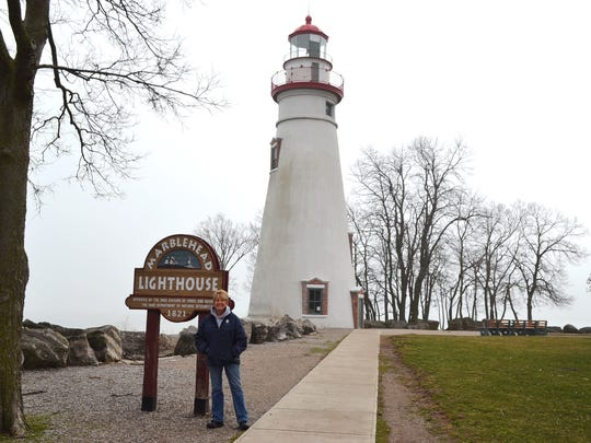 "This summer, Dianne Rozak will begin her 16th year doing what she calls her ""dream job"" – serving as the Marblehead Lighthouse Park Naturalist. Rozak oversees the park's operations and makes sure the nearly 30,000 visitors who are expected to tour the light this summer are safe and happy."