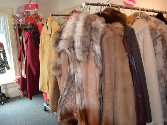 The clothes for sale at Madame Rosie's Boutique range