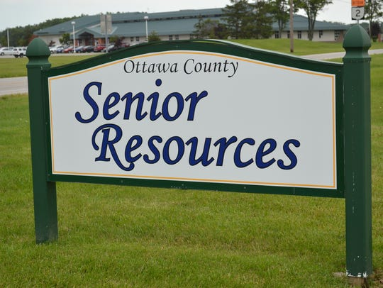 Ottawa County Senior Resources received a $2,500 grant