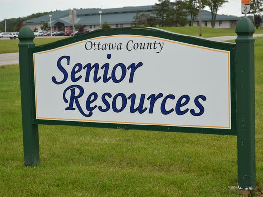 Ottawa County Senior Resources received a $2,500 grant from Meals on Wheels America to provide pet food and supplies to its Meals on Wheels clients who own pets.