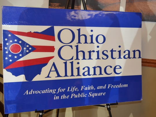 "Ohio Christian Alliance played a key role in the ""Circle of Remembrance"" addition to the War World II Memorial in Washington, D.C."
