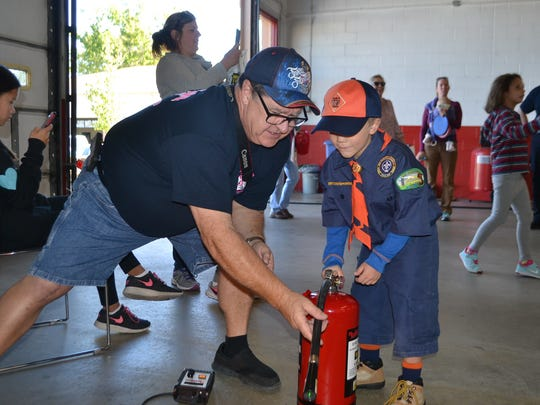 Anderson Fire and Rescue presents its annual emergency services day Oct. 7.