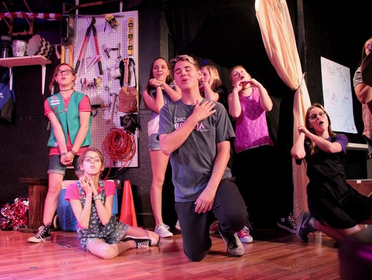 """Dear Edwina Jr.,"" Be Theatre's upcoming youth mainstage"