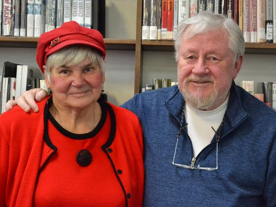 Jodie and Grant McCallum have been creating together for over 50 years. They have done work for American Greetings, Sesame Street, and Walt Disney, among others.