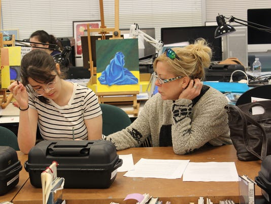 Hunterdon County Polytech students invite businesses in need of quality, affordable design services to March 27 job fair