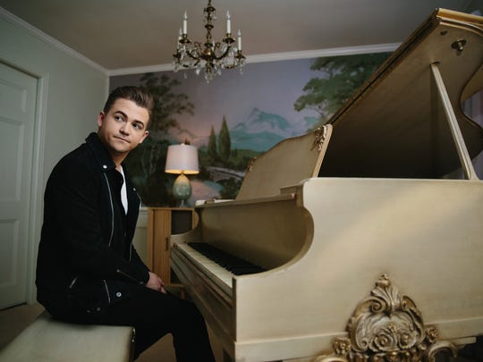 Hunter Hayes will perform at the Ventura County Fair on Aug. 9.