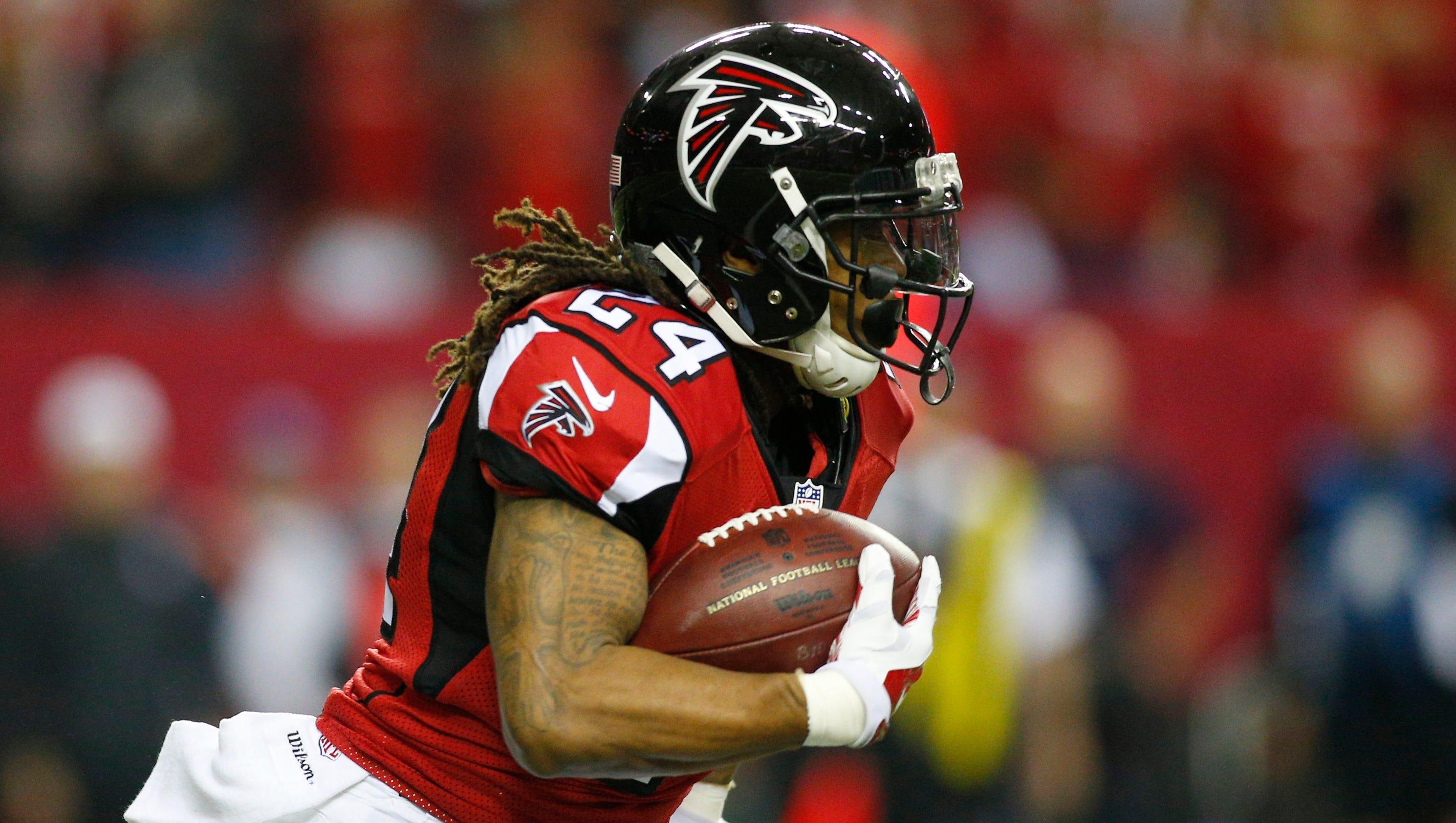 Falcons GM Thomas Dimitroff optimistic about Devonta Freeman contract