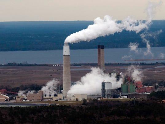 Gulf Power Crist Plant