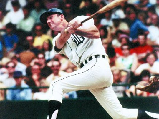 Mr. Tiger, Al Kaline, had to be on the list.