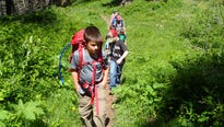 Glacier is the hikers' park, and with a number of loop trails it's a perfect opportunity to see the best of the park.
