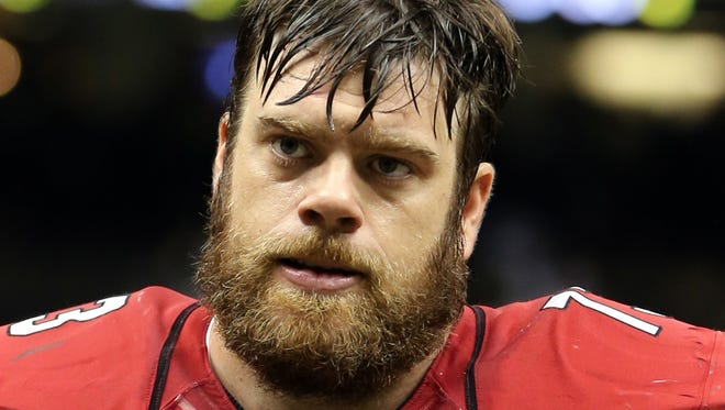 T Eric Winston spent the 2013 NFL season with the Cardinals. He's since been elected NFLPA president.